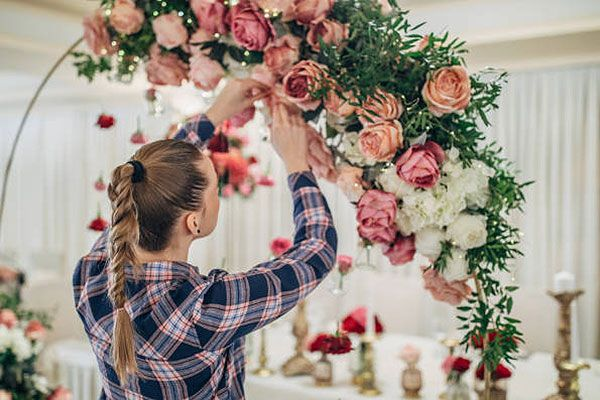 Esküvői költségek: esküvői dekoráció